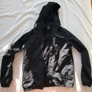 Black PacSun Windbreaker